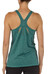Patagonia W's Fleur Tank Howling Turquoise